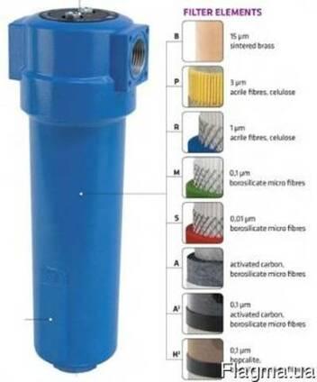 Магистральный фильтр сжатого воздуха OMEGA AF 0476