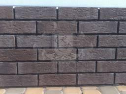 Магнезитовая панель 10мм с клин плиткой для навесного фасада