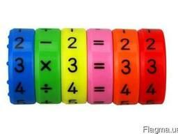Магнитная головоломка - игрушка для обучения математике
