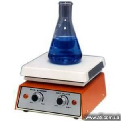 Магнитная мешалка для керамических нагревательных плит MHK-4