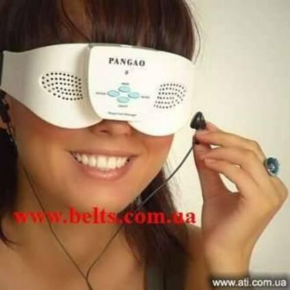 Магнитно-акупунктурный массажер для глаз PG 2404