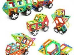 Магнитный конструктор для детей 70 предметов Magkiss