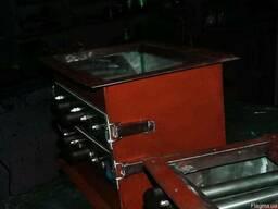 Магнитный сепаратор КМ-5 на постоянных магнитах для сахара