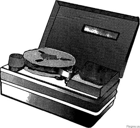 Магнитограф типа Н086