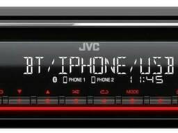 Магнитола JVC KD-T812BT