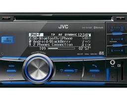Магнитола JVC KW-SD70BTEYD