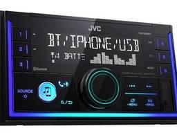 Магнитола JVC KW-X830BT