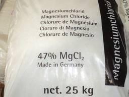 Магний хлористый, бишофит Германия мешок 25 кг