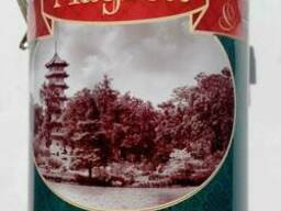 Magrett Чай зеленый классик (банка жесть, 200 гр)