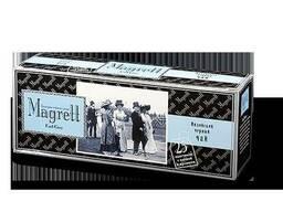 Magrett Черный чай Эрл Грей (пакет 25х2 гр/картон)