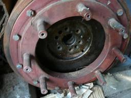 Маховик дизель генератора АД-30 (двигатель ЯАЗ-204)