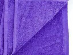 Махровое полотенце эконом, размер 40*70