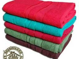 Махровые полотенца для бани. Полотенца для гостиниц и отелей