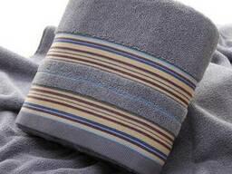 Махровые полотенца оптом из Турции (сток)
