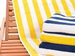 Махровые полотенца для шезлонгов