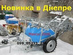 Максус 2000/18 Гидравлические крылья(оцинковка)усиленные