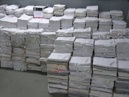 Дорого Купим Макулатуру офисную, архивную