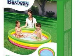 Маленькие надувные бассейны для детей Bestway - 51103