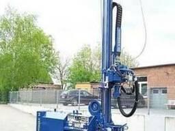 Малогабаритная буровая установка для бурения скважин на 100