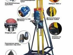 Малогабаритная буровая установка УМГБ - 1.5 PRO
