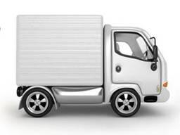 Заказать микроавтобус, Газель. Перевозка грузов 1,5т, приятные цены на грузовое такси.