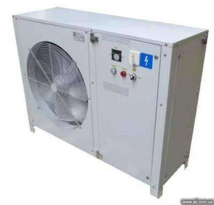 Малошумные холодильные агрегаты