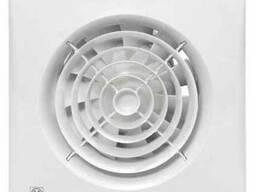 Малошумные осевые вентиляторы Soler&Palau