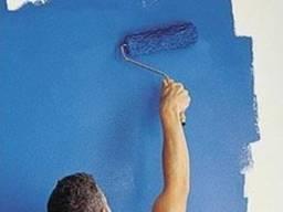 Малярные работы Покраска Поклейка обоев