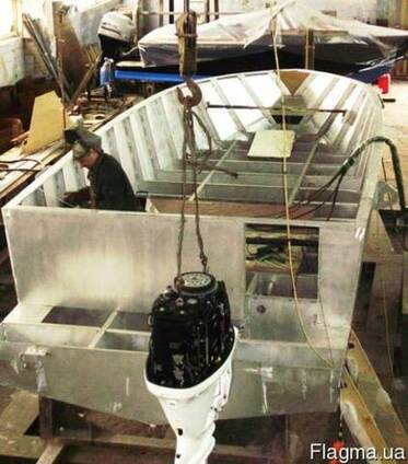Алюминиевые и стальные морские катера