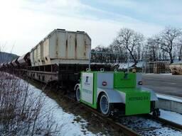 Маневровая лебедка, локомотив, мотовоз, локомобиль, тепловоз - photo 5