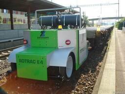 Маневровая лебедка, локомотив, мотовоз, локомобиль, тепловоз - photo 6