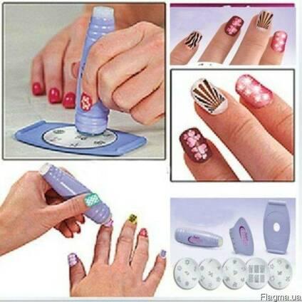 Маникюрный набор для узоров на ногтях Салон Экспресс, Salon