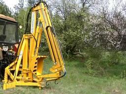 Манипутятор тракторный ГСТм-1000