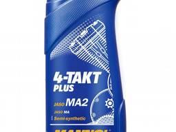 Mannol 4-тактное масло для мотоциклов