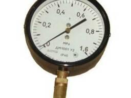 Манометр давления для компрессора ПКС