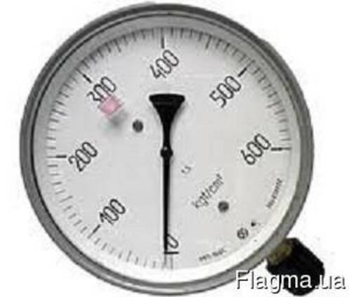 Манометр для проверки форсунок МП-160С