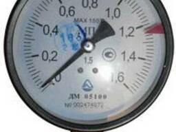 Манометр ДМ 05-МП-3У – 0…1, 6 кПа -1, 5 m20*1, 5