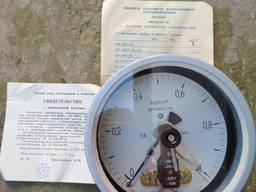 Манометр ДМ2005СгУЗ, МП4-111-М