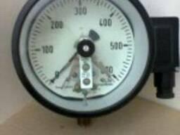 Манометр электроконтактный TGL 160 (6кгс/см2)