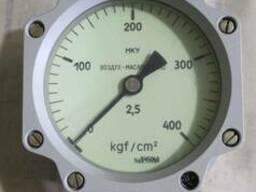 Манометр МКУ 0-400кг