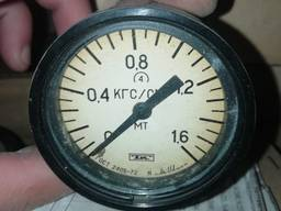 Манометр МТ 0-1, 6