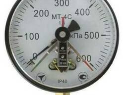 Манометр МТ-4С электроконтактный манометр МТ-4 С манометр