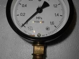 Манометр МТП-100 0-1, 6 МРа