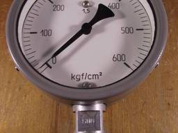 Манометр МТПСg-100-ОМ2 0-600 кгс