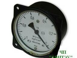 Манометр МВП3-У (-1 - 9)кгс/см2 осевой