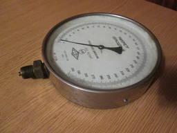 Манометр образцовый 100 кГ/см²