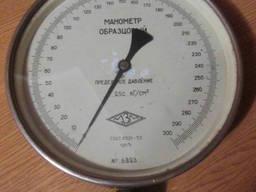 Манометр образцовый 250 кГ/см²