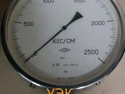 Манометр сверхвысокого давления СВ-2500, СВ-4000, СВ-6000