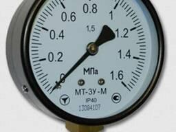 Манометр технический МТ-2у МТ-3У МТ-4у