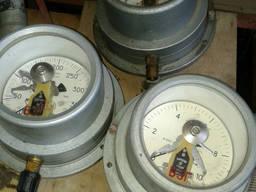Манометр ВЭ-16РБ 10кгс/см2, 400кгс/см2, 40МРа